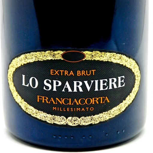 Lo Sparviere Franciacorta D.O.C.G. Millesimato Extra Brut